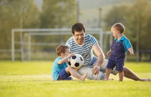 celebrating adoptive fathers on fathers day